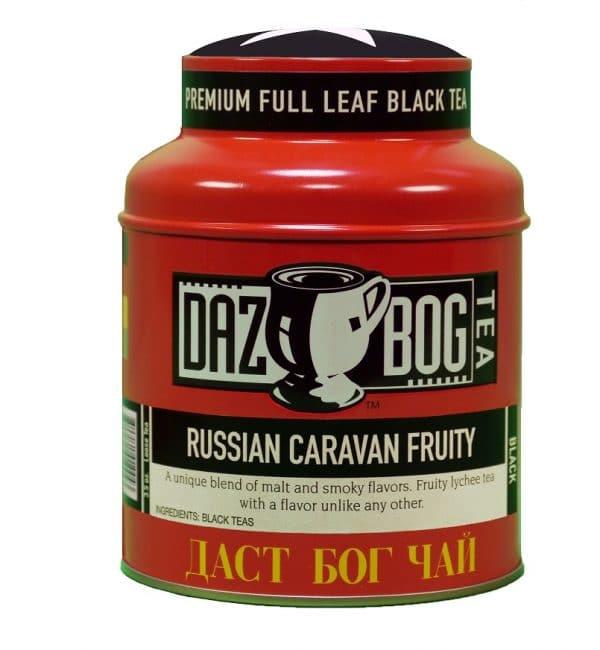 Russian Caravan Fruity Black Tea