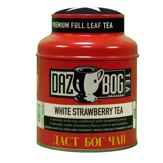 Strawberry White Tea