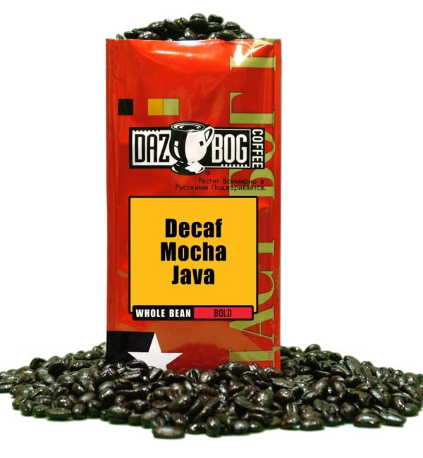 Decaf Mocha Java