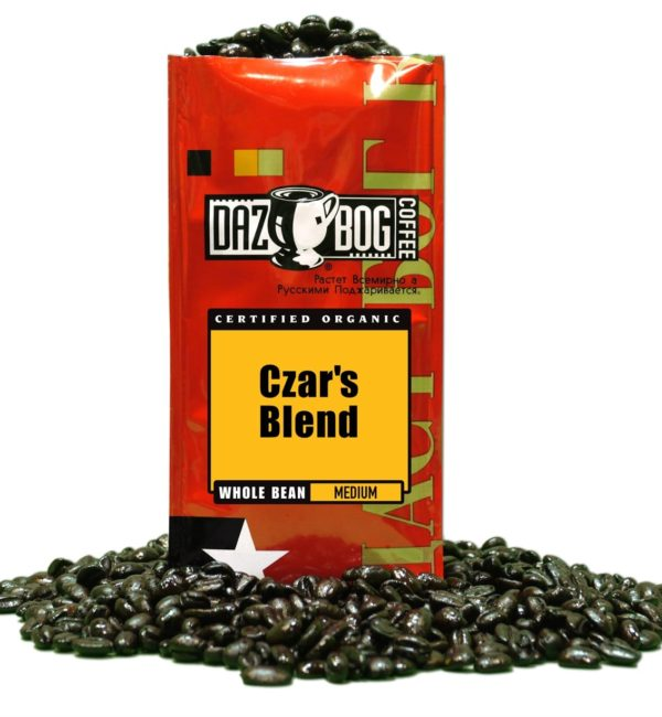 Organic Czar's Blend