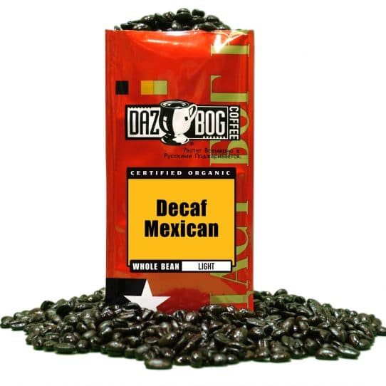 Organic Decaf Mexican