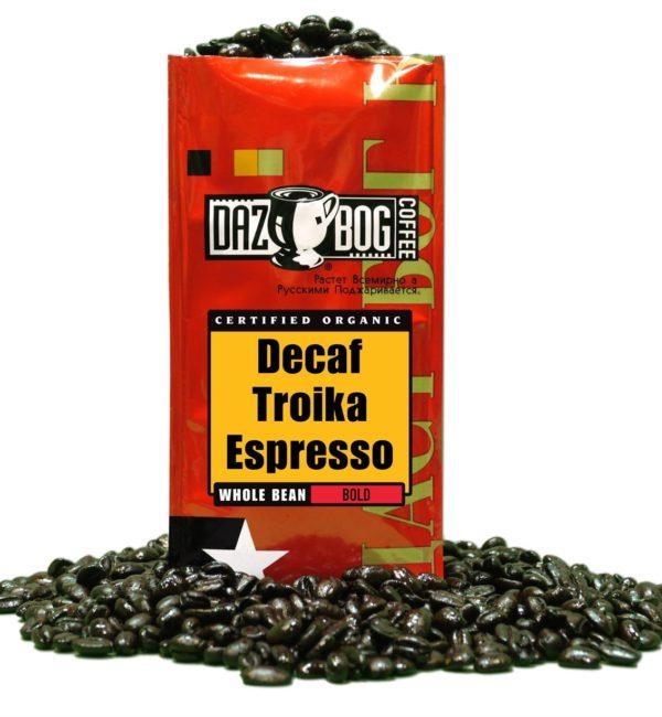 Organic Decaf Troika Espresso
