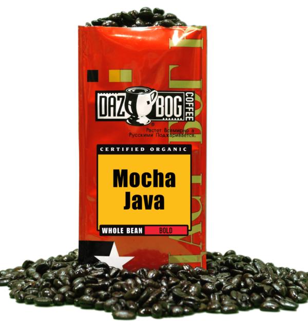 Organic Mocha Java Blend