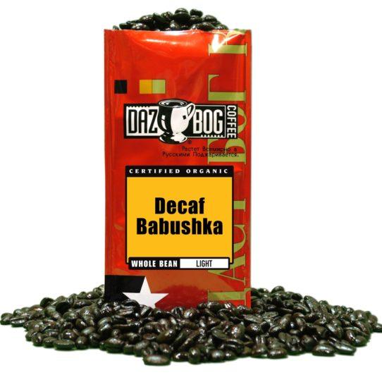 Organic Decaf Babushka