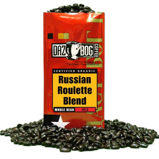 Organic Russian Roulette Blend