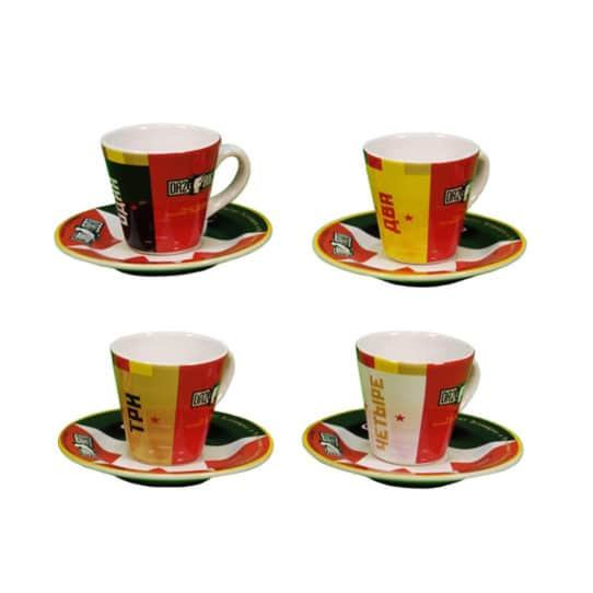 Dazbog Espresso Cup Set