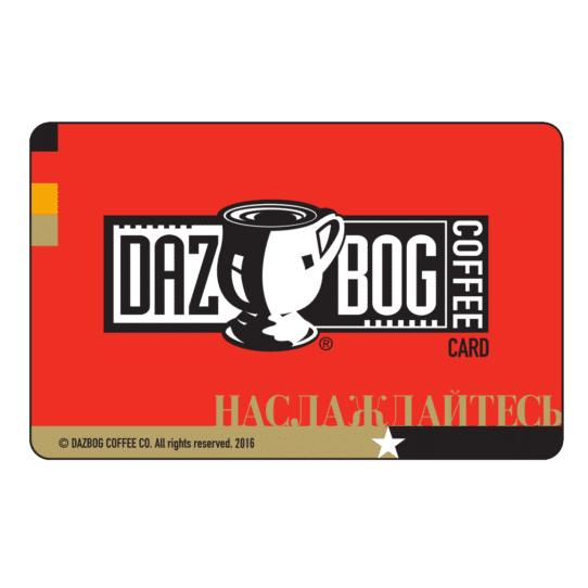 Dazbog Giftcard